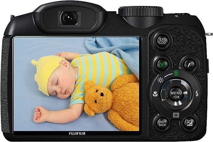 Fujifilm FinePix S1800 - Cámara Digital Compacta 12.2 MP (3 ...