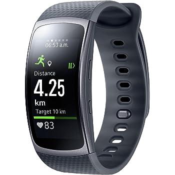 Auch Samsung bietet mit seinen Smartwatch-Modellen sportliche Armband-Accessoires.