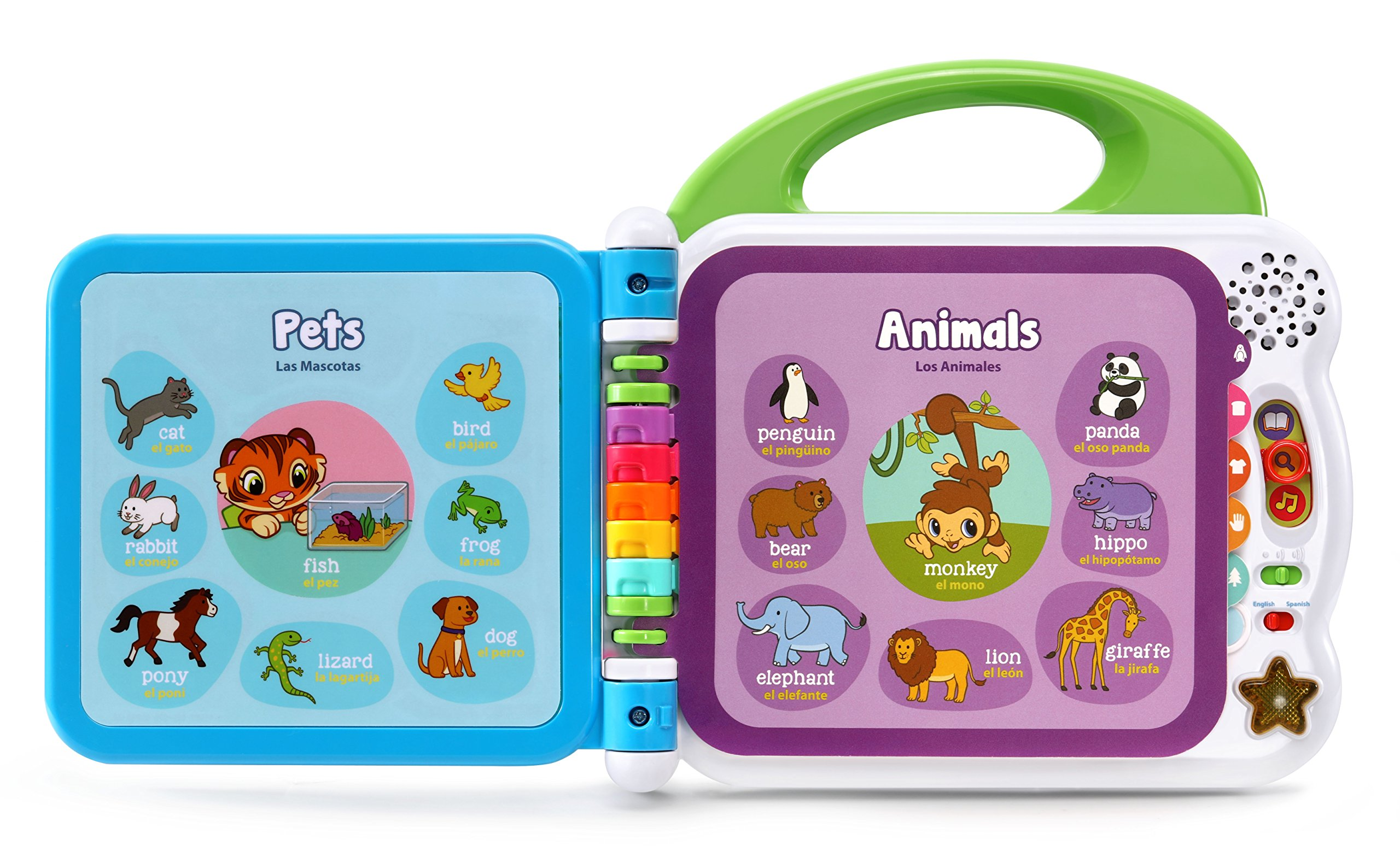 LeapFrog Learning Friends 100 Words Book, Green by LeapFrog (Image #4)