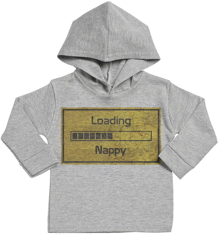 SR Baby Gift Baby Hooded Sweatshirt Baby Girl Hoodie Loading Nappy Baby Hoodie Baby Boy Hoodie