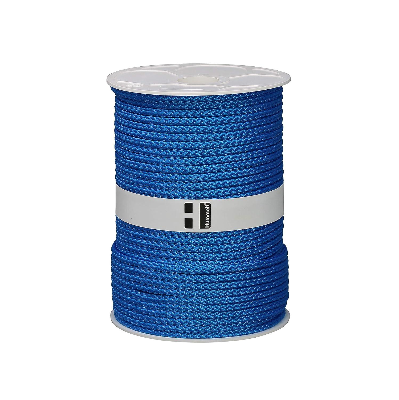 Hummelt/® SilverLine-Rope Universalseil Polypropylenseil 6mm 100m gelb auf Rolle
