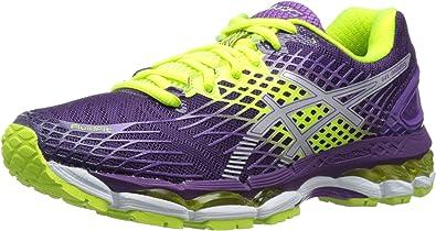 Asics Gel-Nimbus 17 Zapatillas de la Mujer: Amazon.es: Zapatos y complementos