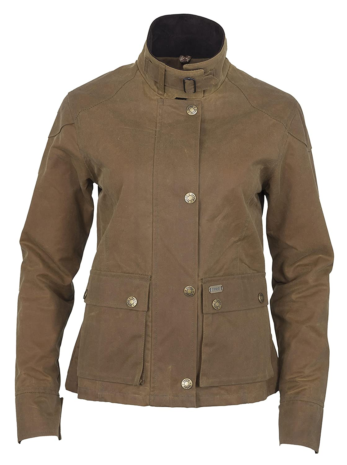 TOGGI Aylesbury Ladies Wax Jacket Damen Jacke