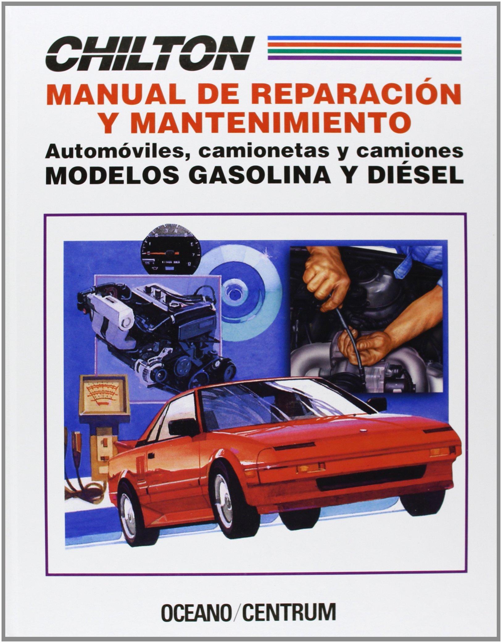 Chilton Manual De Reparacion Y Mantenimiento/chilton Manual of Restoration  And Maintenance (Spanish Edition): Carlos Jisterp: 9788449422171:  Amazon.com: ...