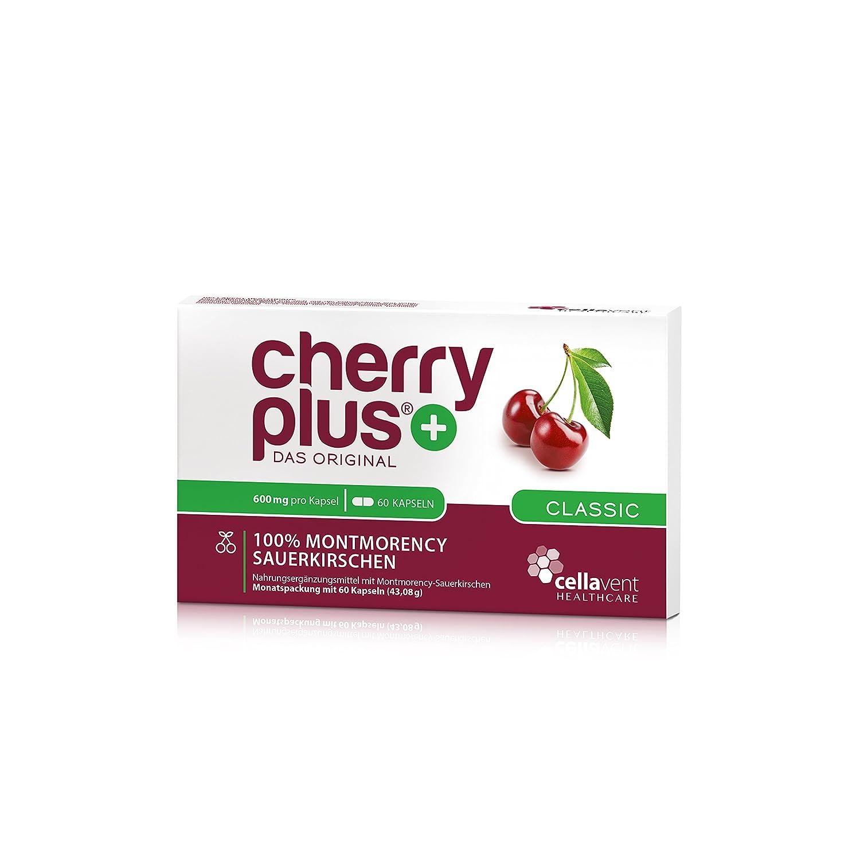 Cherry Plus Kapseln auf Amazon