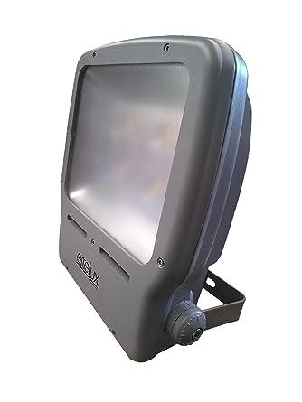 Eitelux Pro-1 Proyector LED 200 W, Gris: Amazon.es: Iluminación