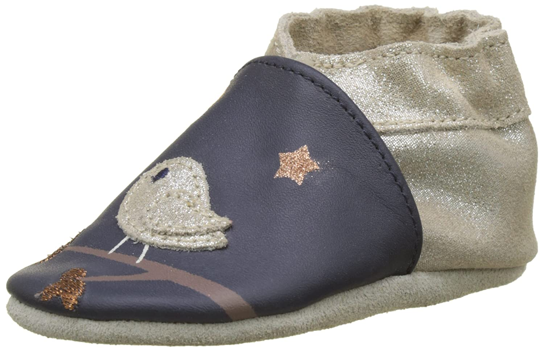 Robeez Nightbirds, Chaussures de Naissance Mixte bébé
