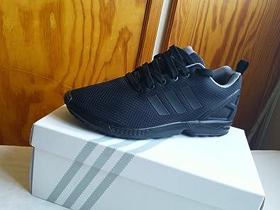 e7d8018ed1be8 ... new zealand adidas originals zx flux schwarz schwarz größe 43 21ea6  9f324