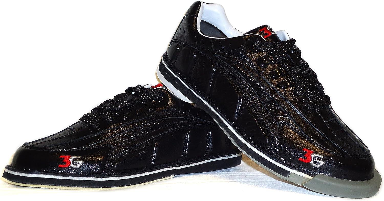3 G Tour UltraブラックメンズRight Handボーリング靴、サイズ13