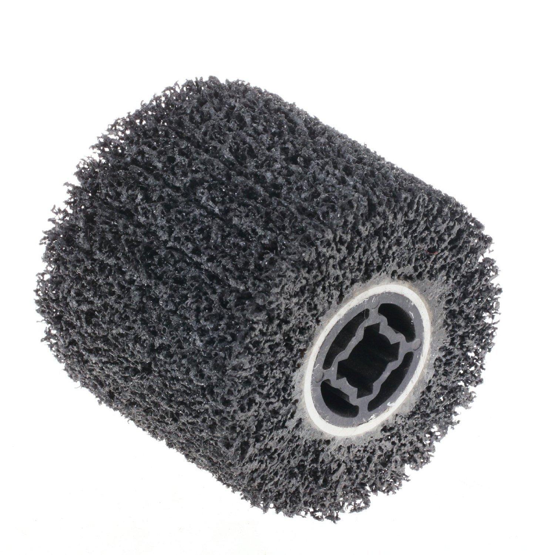 Clean Polishing Wheels Pad For Burnishing Machine Burnisher silicon carbide wheel zironcia wheel abrasive wheel fits Metabo Bluerock Roox large rolling machine rust remove