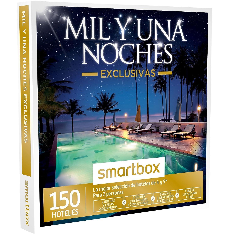 SMARTBOX - Caja Regalo -MIL Y UNA NOCHES EXCLUSIVAS - 150 hoteles de lujo de 4* y 5* en España, Andorra, Portugal, Italia y Francia: Amazon.es: Deportes y ...