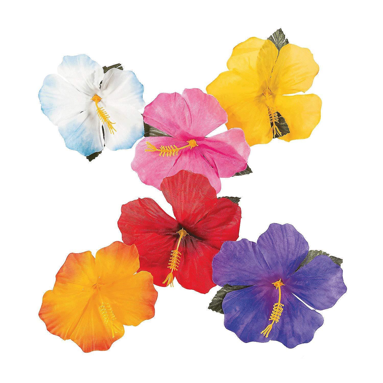 Amazon hibiscus flowers for tabletop decoration 24 toys games izmirmasajfo
