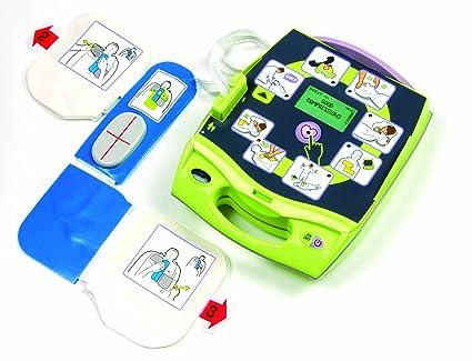 Zoll AED Plus - Desfibrilador semiautomático