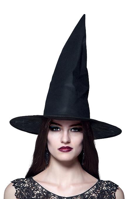 Sombrero de bruja sencillo para mujer 83f683f66dc