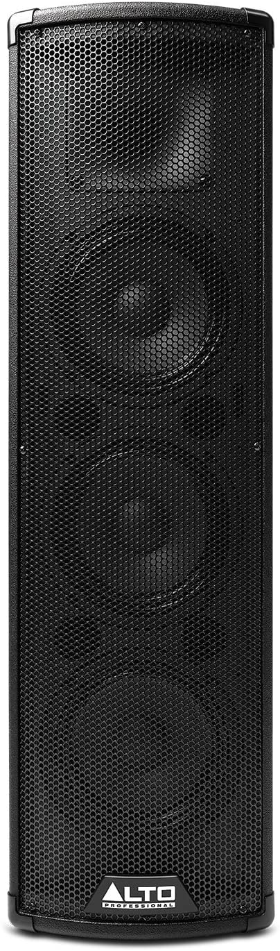 Alto Professional Trouper | 200W Bi-Amplified Bluetooth enabled Full Range PA System with 3 Channel Mixer, On-board EQ & Performance-Driven Connectivity (XLR / 1/4-Inch TRS, 1/8-Inch TRS, RCA)
