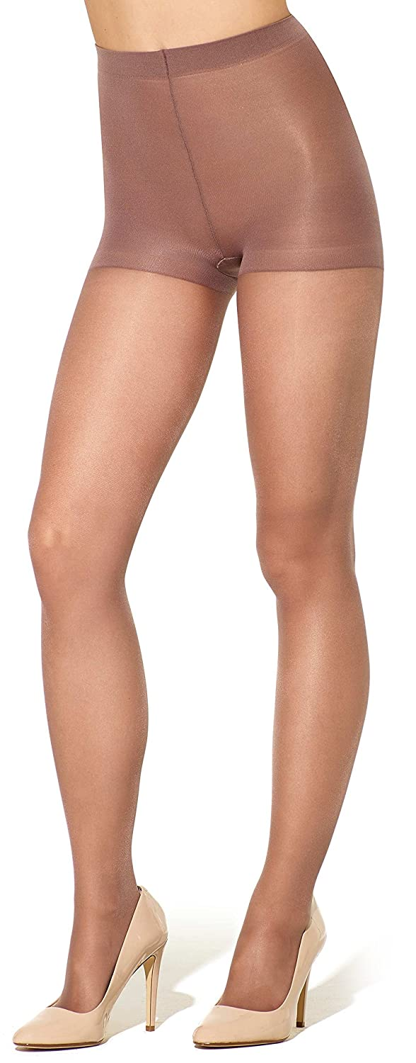 058aabfcfa628 Silkies Women's Ultra Total Leg Control Pantyhose with Energizing Support  at Amazon Women's Clothing store: Queen Support Pantyhose
