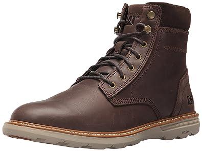77ecc19fe2d Amazon.com | Caterpillar Men's Vic Boot | Boots
