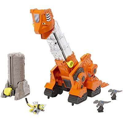 Dinotrux Skya's Tall Tail Slide: Toys & Games