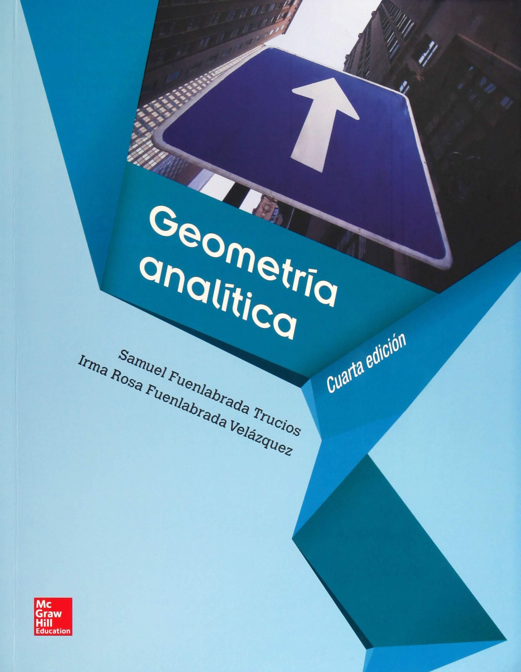 Amazon.com: GEOMETRIA ANALITICA (9786071508980): SAMUEL ...