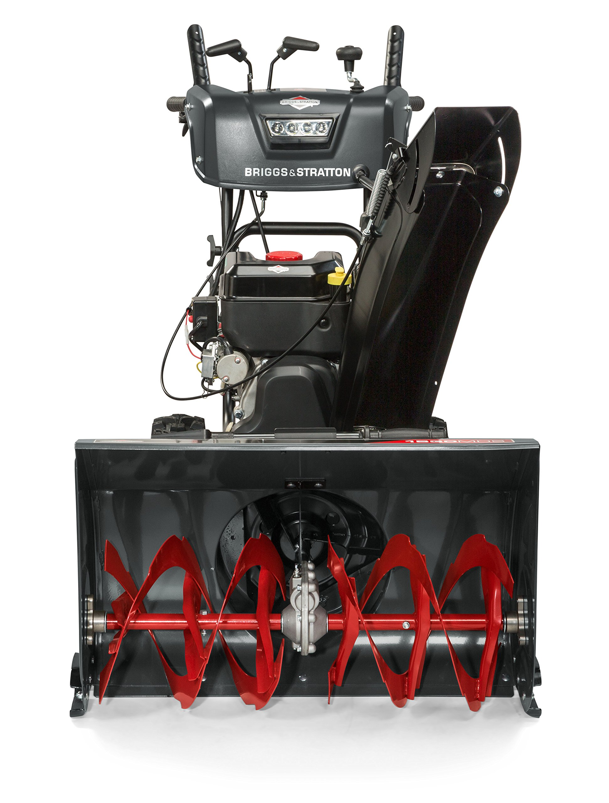 Briggs & Stratton 1530MDS Dual Stage Snowthrower Snow Thrower, 306cc by Briggs & Stratton (Image #3)