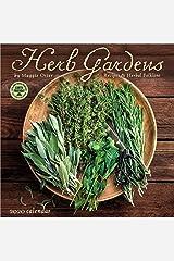 Herb Gardens 2020 Calendar: Recipes & Herbal Folklore Calendar