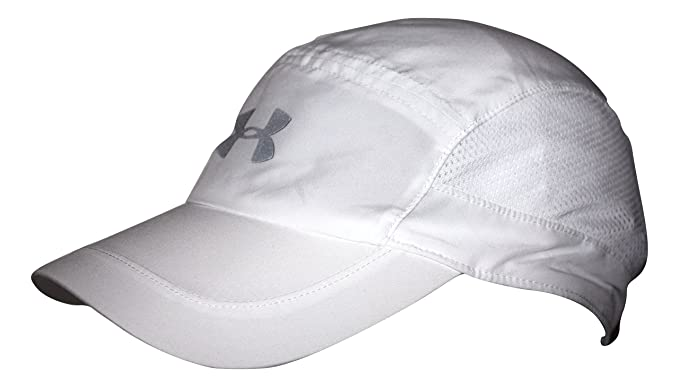 Under Armour Fly Fast Cap, Talla Unica, Blanco: Amazon.es ...