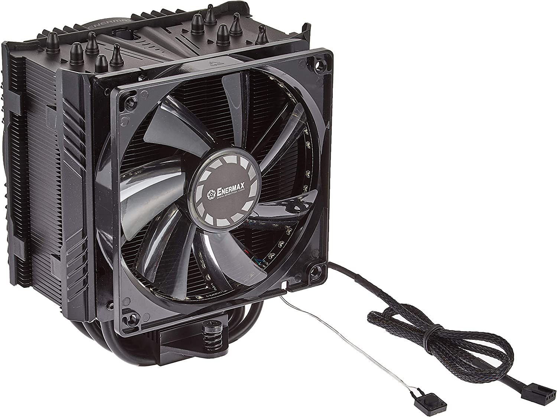 ENERMAX Ventilador CPU ETS-T50A-BVT 120MM