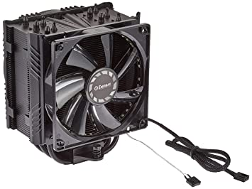 Enermax CPU Cooler ETS N30R He With 9CMLUEFTER 3x black black ETS
