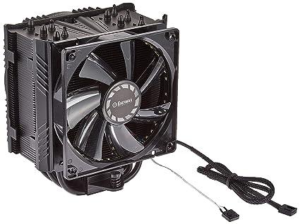 b95602f38f0 Amazon.com: Enermax ETS-T40-TB – t50axe Black CPU Cooler Fn1070 ETS ...