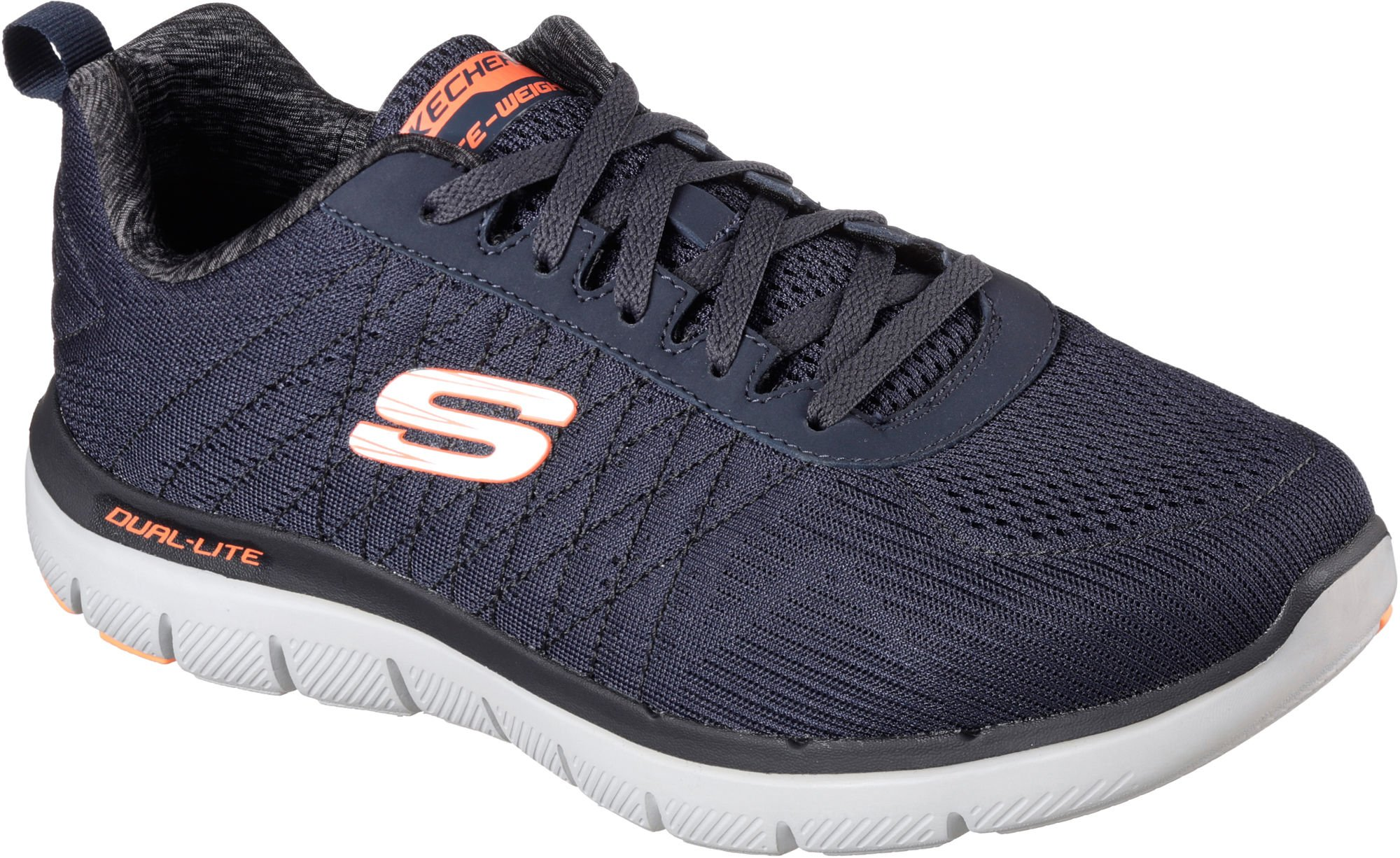 Skechers Flex Advantage 2.0 The Happs Mens Sneakers Dark Navy 11.5