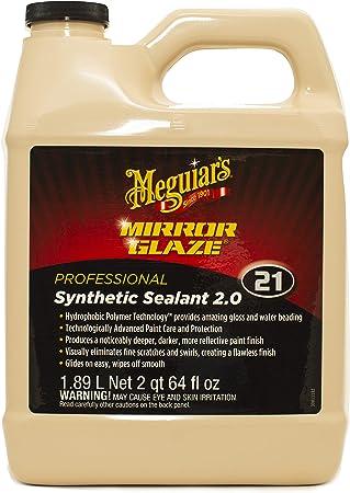 Meguiars M21 Synthetic Sealant 2 0 1892ml Auto