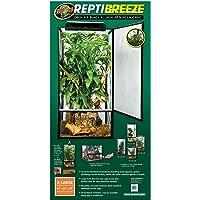 Zoo Med ReptiBreeze - Jaula de protección de Aire Abierta, Extragrande, 24 x 24 x 48 Pulgadas