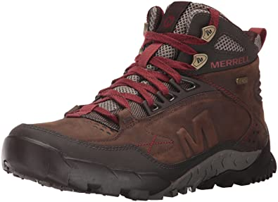 7055ea1460 Amazon.com | Merrell Men's Annex Trak Mid Waterproof Hiking Boot ...