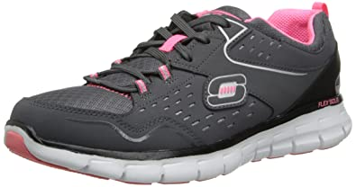 038d026191bd Skechers USA Women s Synergy - Front Row Trainers  Amazon.co.uk ...