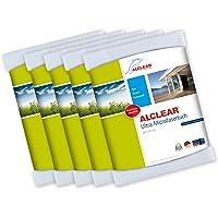 ALCLEAR 950002_5 Ultra-microvezel raamdoeken 60 x 45 cm wit set van 5