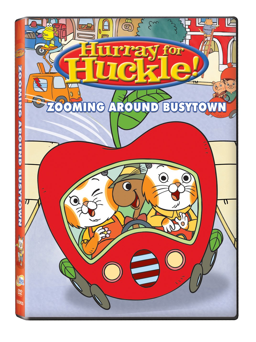 Hurray for Huckle: Zoing Around Busytown [Import]: Amazon.ca ...