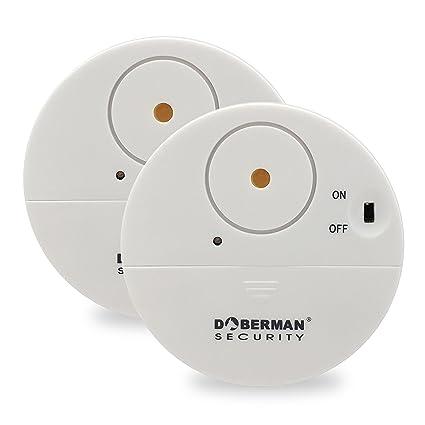Doberman - Alarma de Seguridad para Ventana: Amazon.es ...