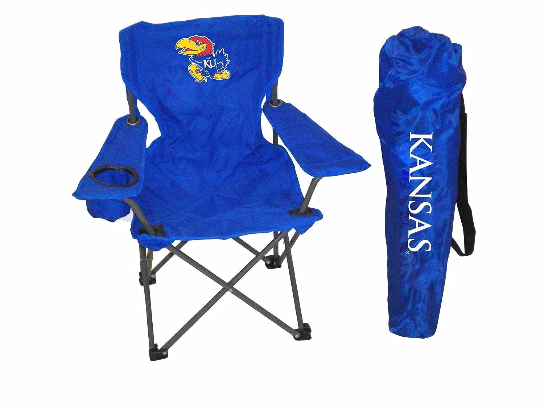 Amazon.com: Rivalidad NCAA Kansas Jayhawks jóvenes silla ...
