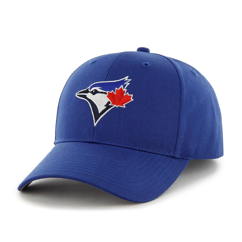 reputable site 4b7ad 54641 MLB Toronto Blue Jays Basic  47 MVP Adjustable Hat, Royal, Youth, Baseball  Caps - Amazon Canada