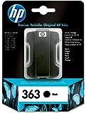 HP 363 Cartouche d'encre d'origine Noir