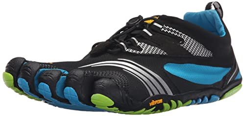 the latest 5850c 9991e Vibram Five Fingers KMD Sport LS, Men s Fitness, Multi-Colored (Black
