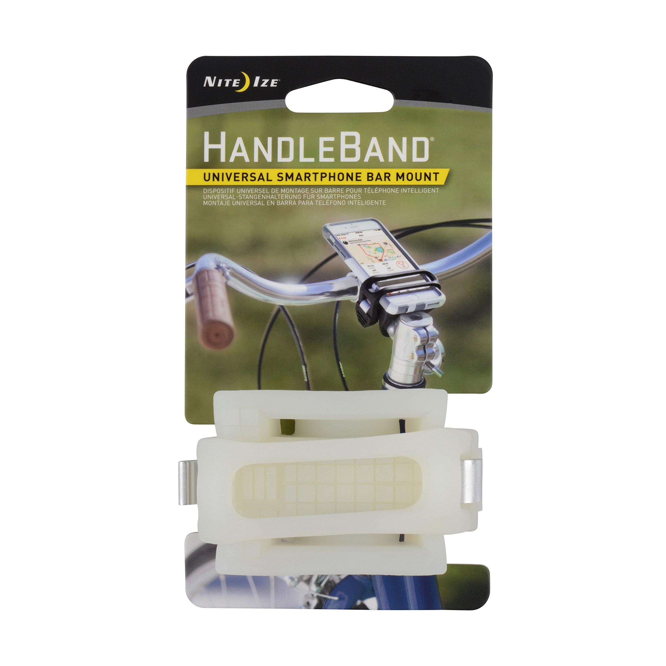 Nite Ize HDB-02-R3 HandleBand Clear in Card Pack