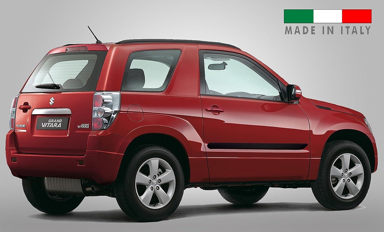 modanature laterales contorno protector para S. Grand Vitara 2006 3 puertas con doble cara 3 M: Amazon.es: Coche y moto