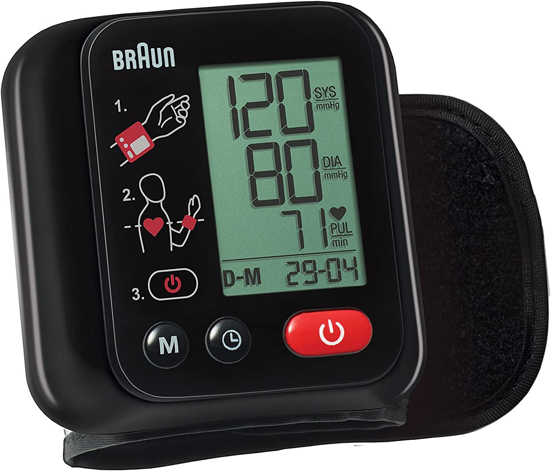 Braun BBP2200 VitalScan 3 - Monitor de tensión arterial muñeca
