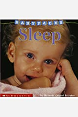 Baby Faces: Sleep Board book