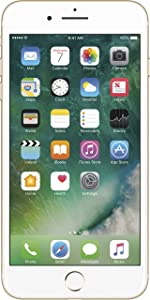 Apple iPhone 7 Plus, 32GB, Gold - for AT&T/T-Mobile (Renewed)