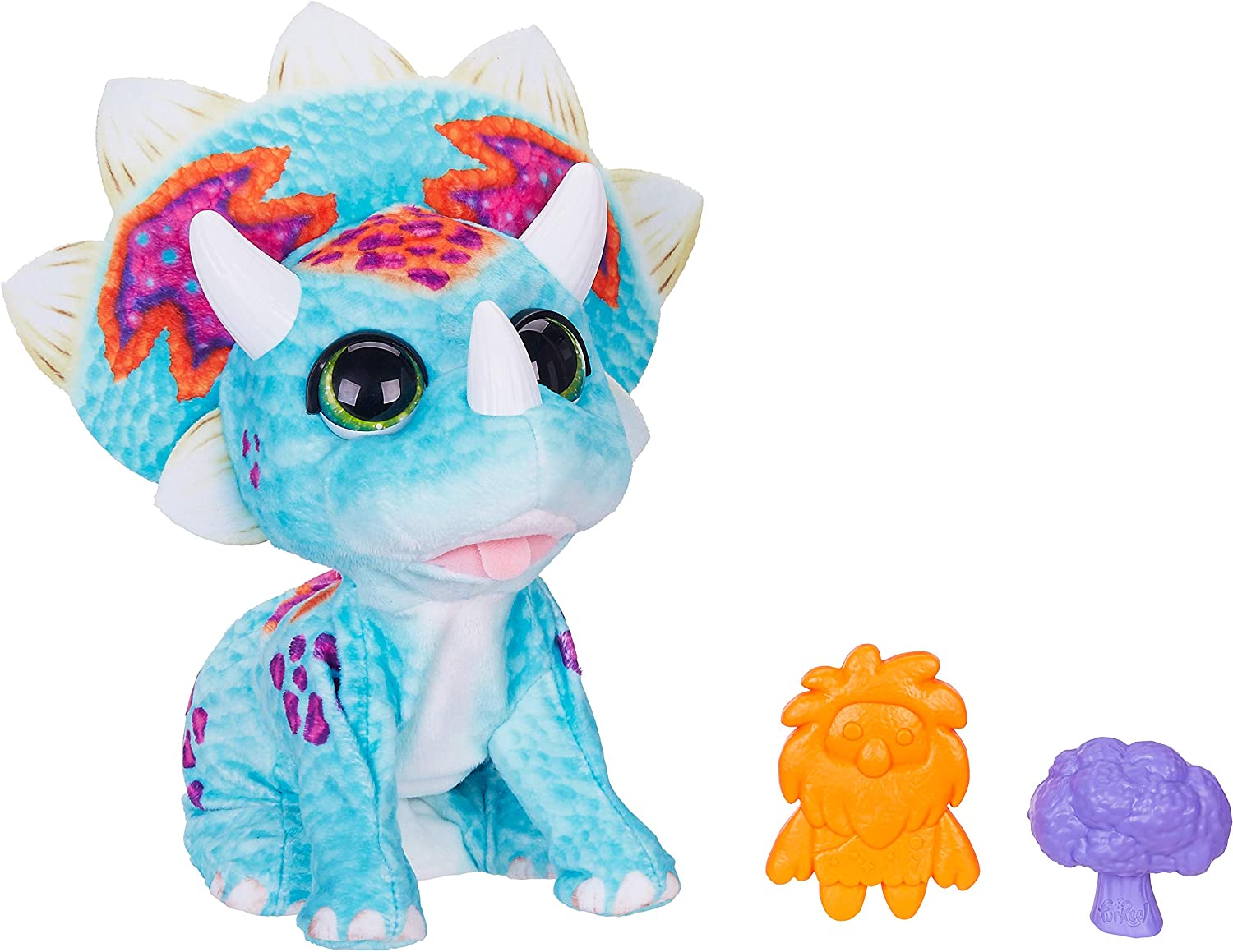 Amazon.com: furReal Hoppin' Topper Interactive Plush Pet Toy, 35+  Sound-&-Motion Combinations, Age: Toys & Games