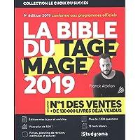La Bible du TAGE MAGE - 9e édition 2019 - Visez plus de 500 - Fiches - 15 Tests blancs - Plus de 2200 questions + Vidéos