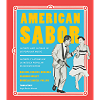 American Sabor: Latinos and Latinas in US Popular Music / Latinos y latinas en la musica popular estadounidense book cover