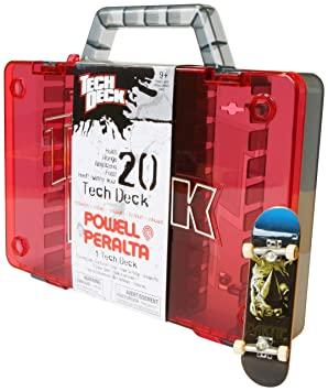 Tech Deck 6014255 Storage Case - Caja de Almacenamiento para ...